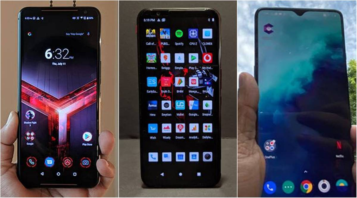 nubia redmagic 3, asus rog phone ii, oneplus 7t, poco x2, realme x3 superzoom, what is 90hz refresh rate, 120 hz refresh rate phone