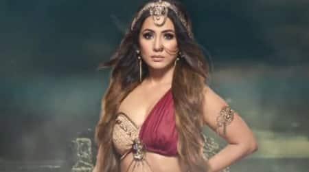 hina khan, colors, naagin 5