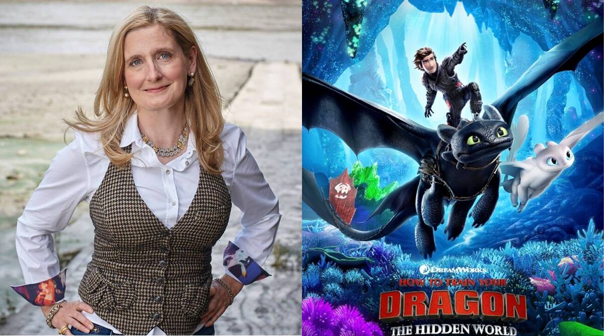 How to Train Your Dragon author