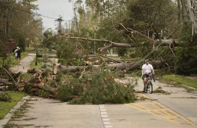 Hurricane Laura, Louisiana, Hurricane Laura US, US Hurricane Laura, Hurricane Laura destruction, World news, Indian Express
