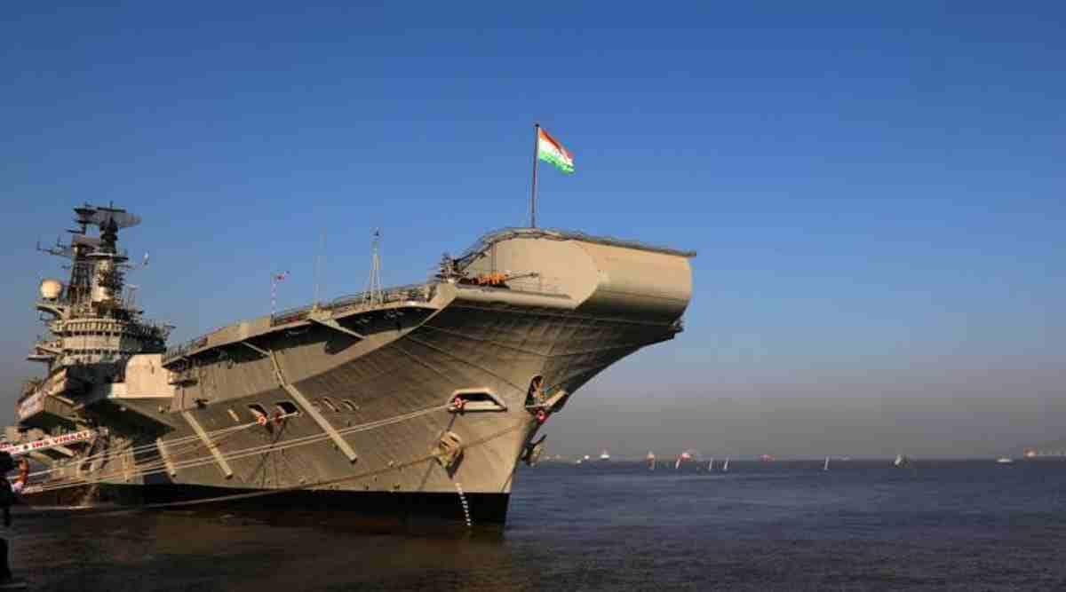 INS Viraat, INS Viraat end, INS Viraat facts, INS Viraat history, indian navy, INS Viraat in britain war with argentina, INS Viraat gujarat, INS Viraat mumbai, mumbai city news