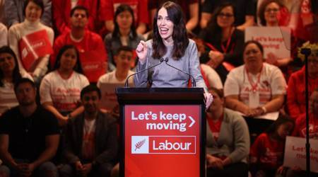 Jacinda Ardern, buoyed by Covid success, launches Re-Election bid