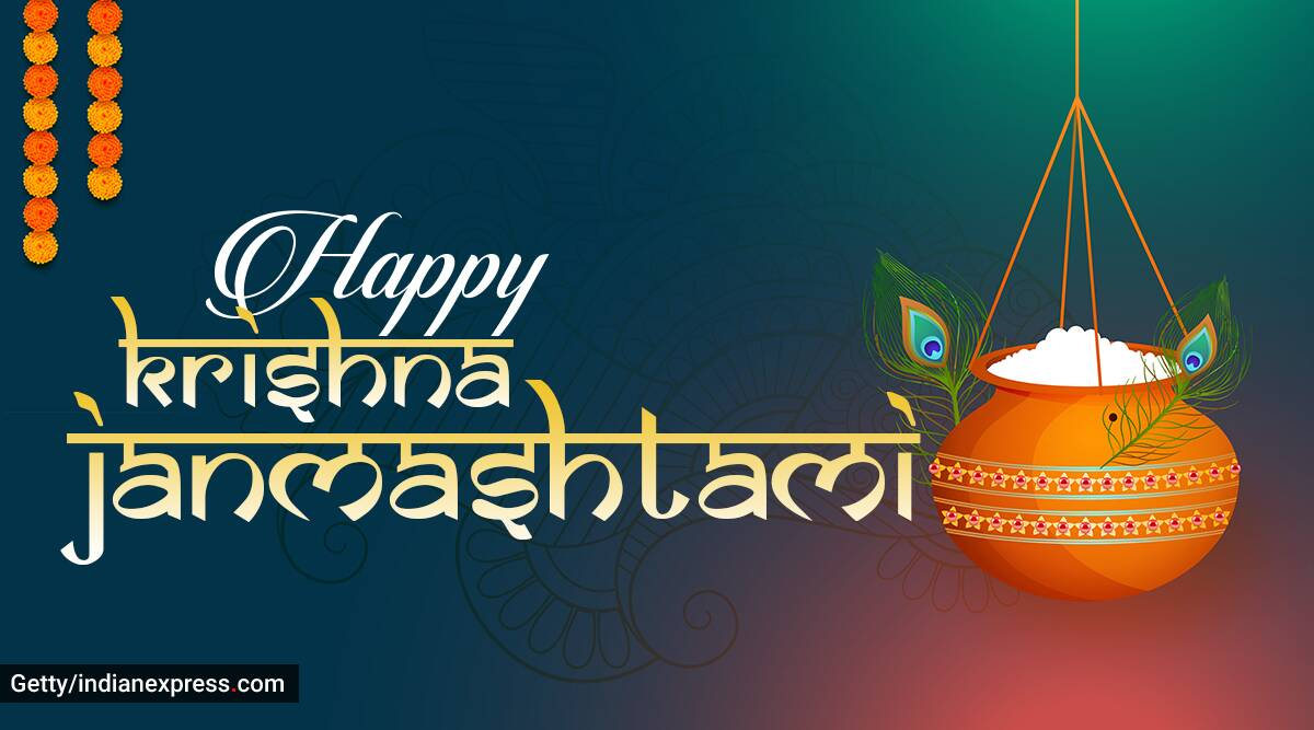 Happy Krishna Janmashtami 2020: Wishes images, Whatsapp messages, quotes, status, and photos