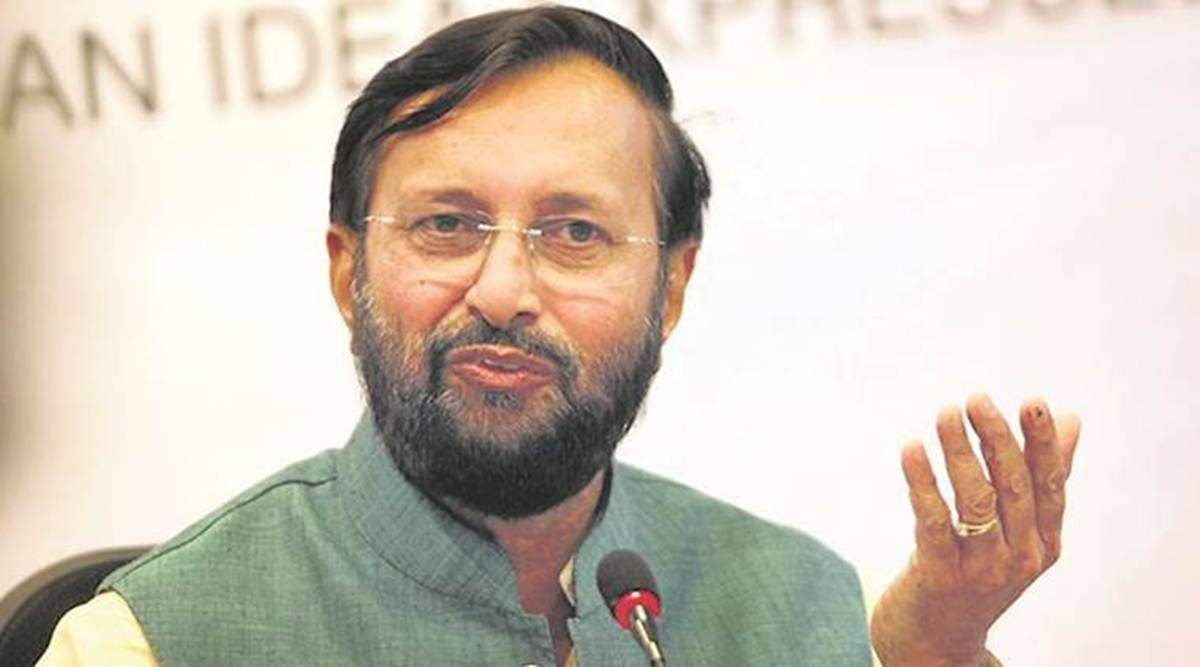 Environment activist, Prakash Javadekar, EIA draft, Gujarat news, Indian express news