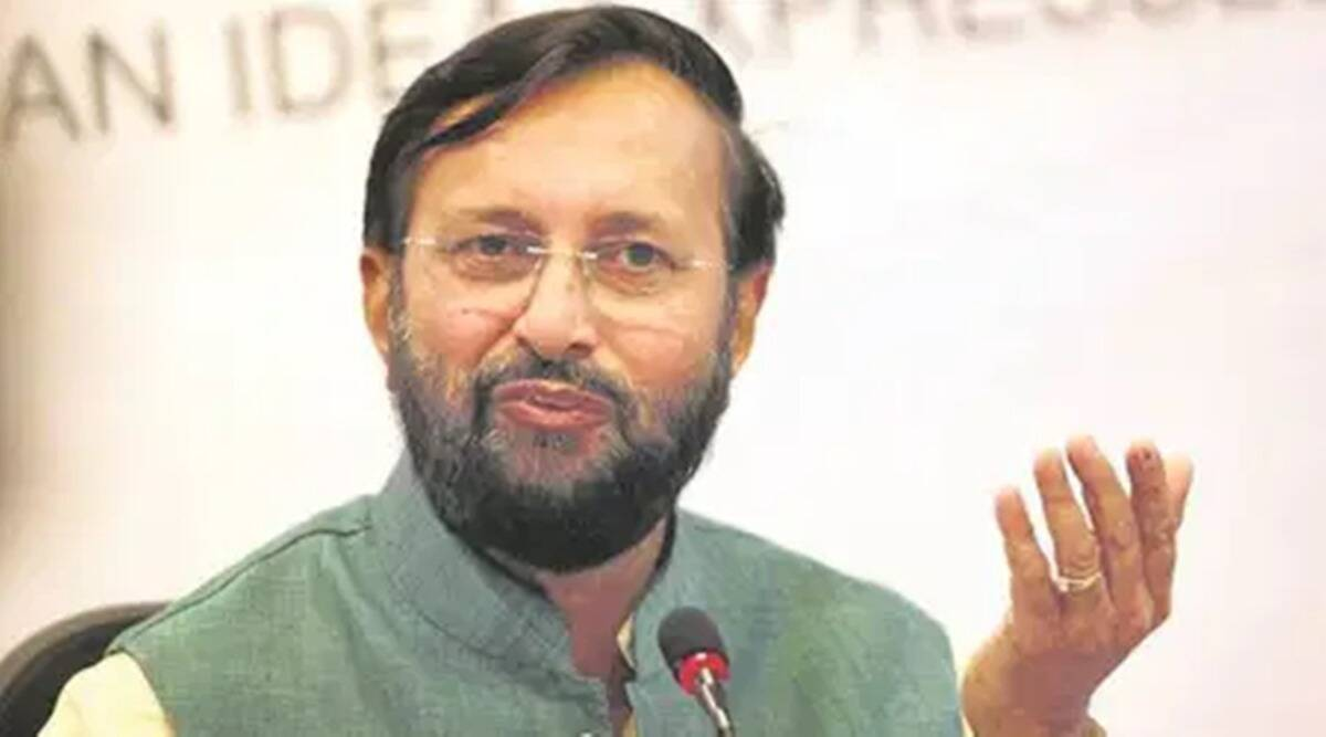 Prakash Javadekar, Union Environment Minister, national education policy, nep, nep policy benefit, indian express news