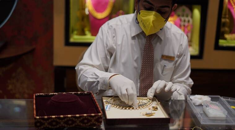 jewellery industry, covid-19 pandemic, indianexpress.com, indianexpress, corona and jewels, gemstones, diamond purchase, gold purchase,