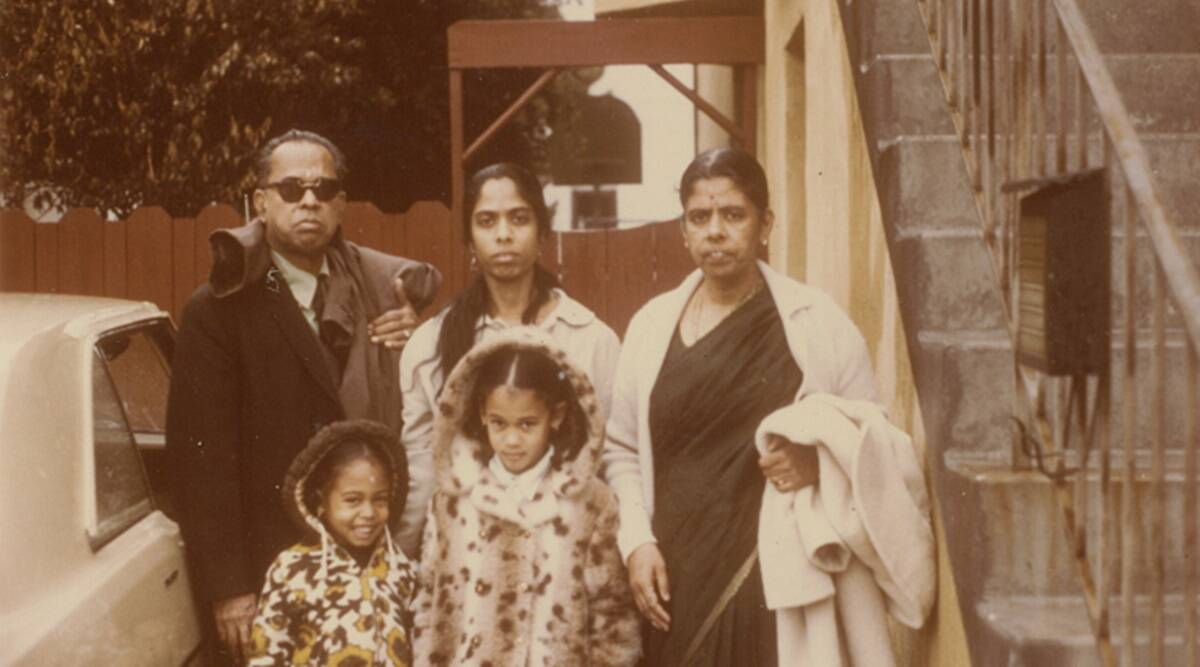 How Kamala Harris' Family in India Helped Shape Her Values