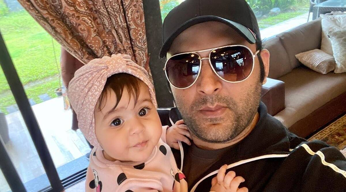 kapil sharma, kapil sharma daughter