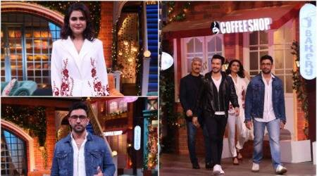 avrodh the siege within, the kapil sharma show photos