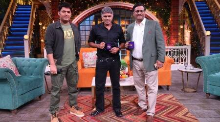the kapil sharma show, frontline workers