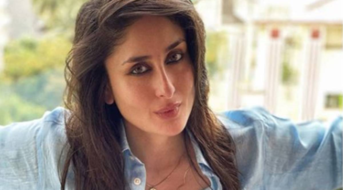 Kareena Kapoor Khan looks radiant as she aces denim on denim | Lifestyle  News,The Indian Express