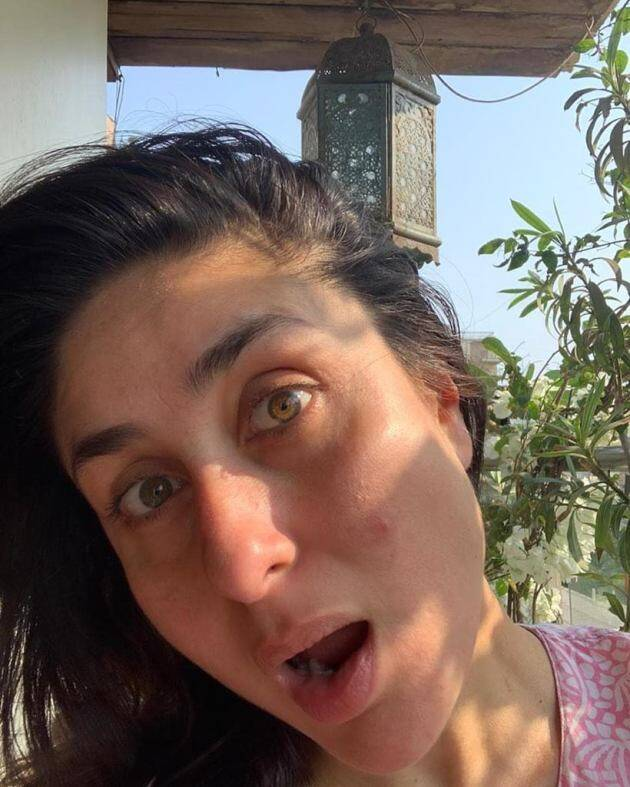 kareena selfie