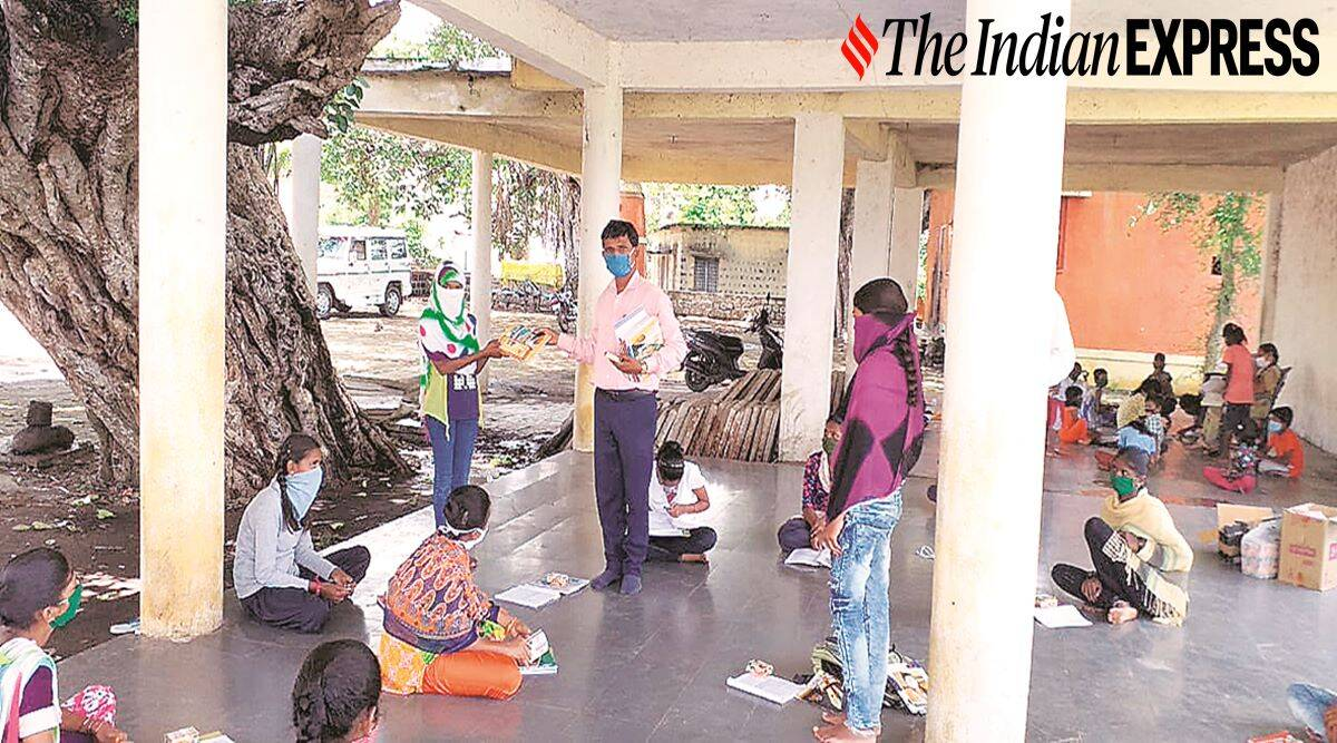 Lockdown Lessons: Rain gauges to puzzles, Karnataka teachers reach out through community schools