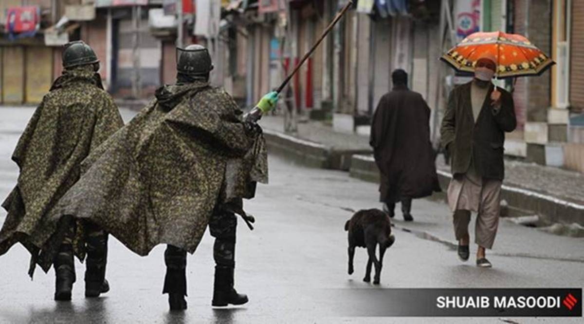 J&K: Drop in law & order incidents but uptick in militant recruitment