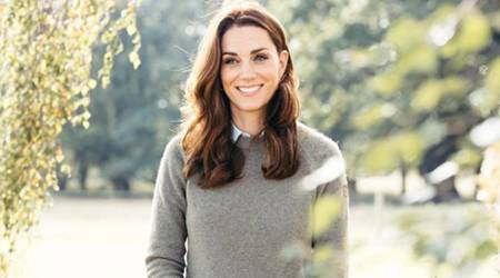Kate Middleton, Kate Middleton digital exhibition, Duchess of Cambridge, Hold Still lockdown photography contest, UK, Indian Express news