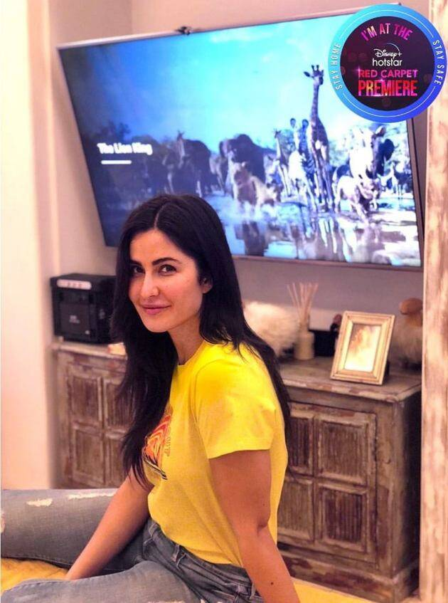 katrina home tv