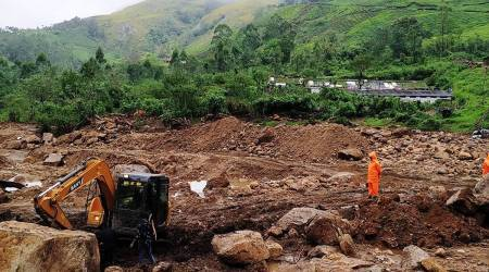 Sighting of tiger alarms rescue workers near Kerala landslide site