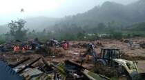 Idukki landslide toll touches 24, search on to trace missing persons amid continuing rains
