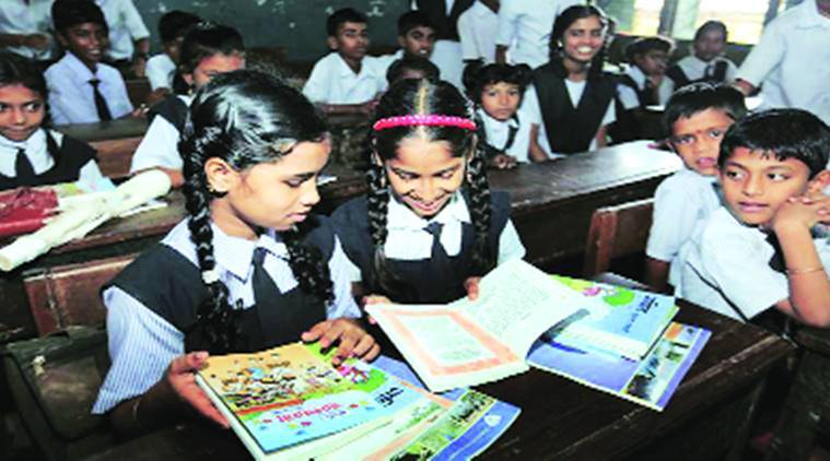 digital classrooms, online classes, BMC schools, news, Maharashtra news, Indian express news