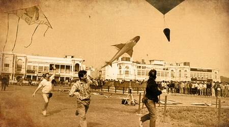 Independence day, Independence day 2020, kite flying, kite flying on Independence day, Independence day special, independence day India history, Independence day India, freedom movement, Independence day news, Indian Express