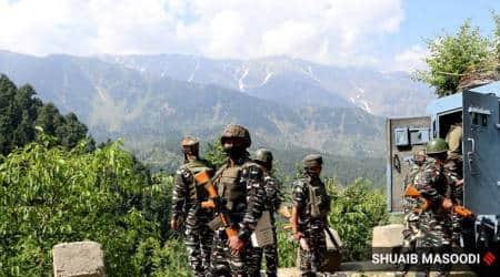 J&K, Kulgam district, Army jawan missing in kulgam, kulgam news, jawan missing in J&K, Indian Express