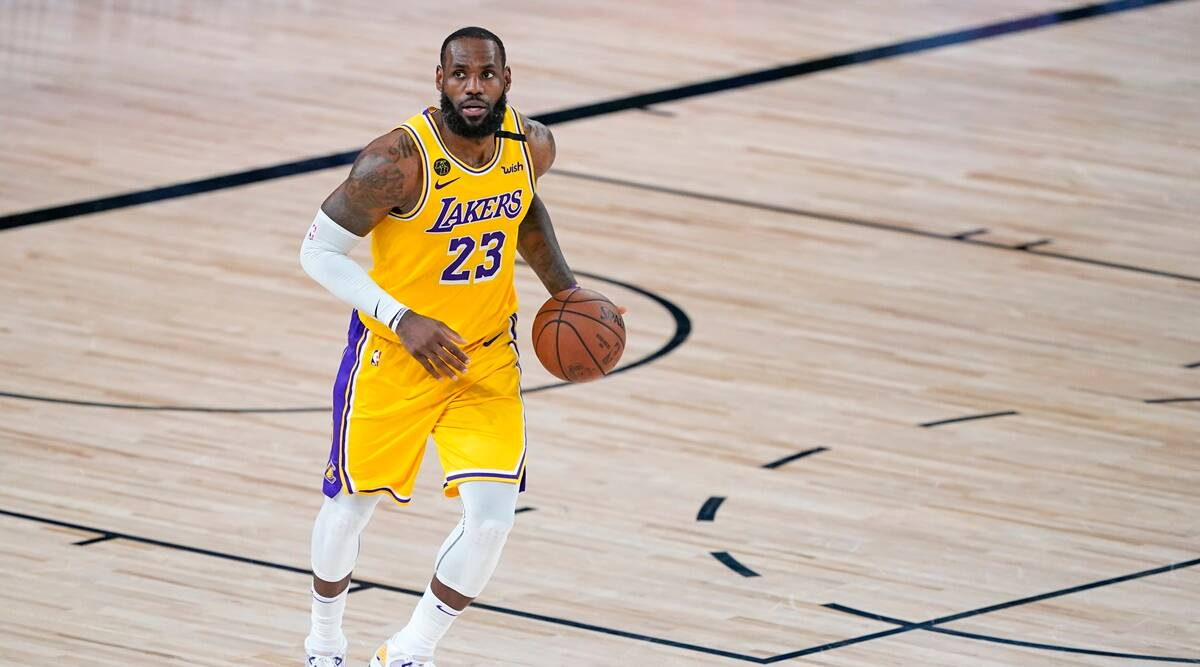 Lebron James Faces Former Miami Heat Team In Nba Finals Sports News The Indian Express
