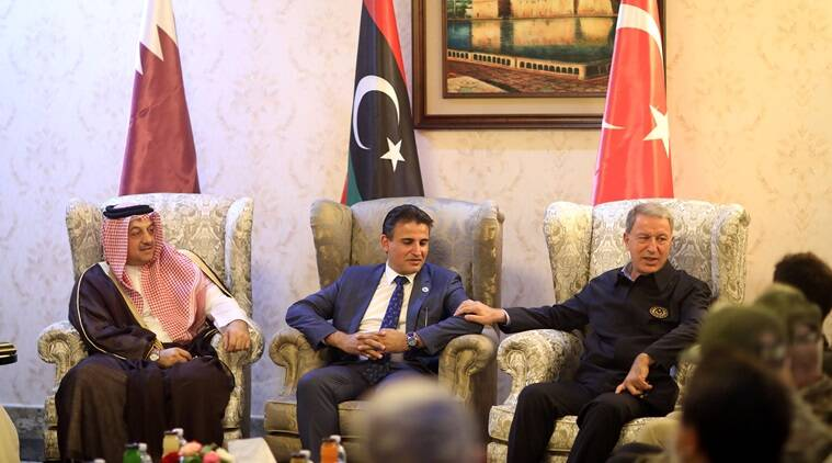 Libya, Libya conflict, Libya conflict explained, What is happening in Libya, Indian Express