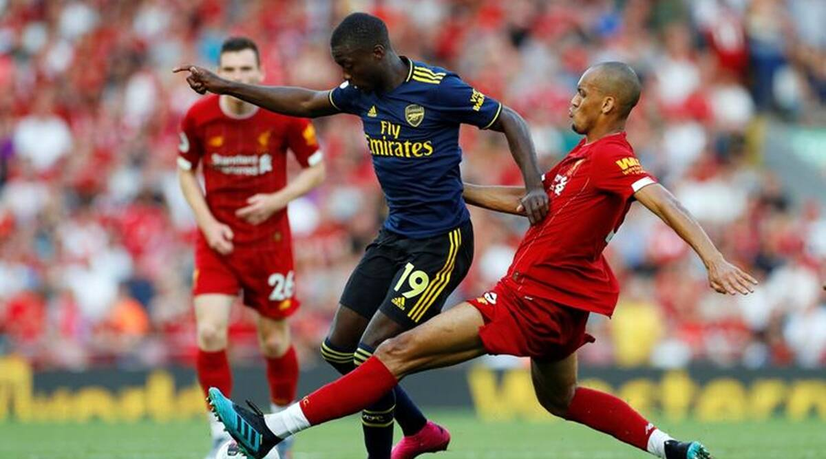 Community Shield 2020 Highlights: Arsenal pip Liverpool on penalties at Wembley - The Indian Express
