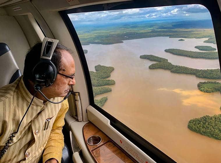 Madhya Pradesh rains, Madhya Pradesh heavy rains, Madhya Pradesh rains death toll, Shivraj Singh Chouhan, India news, Indian Express