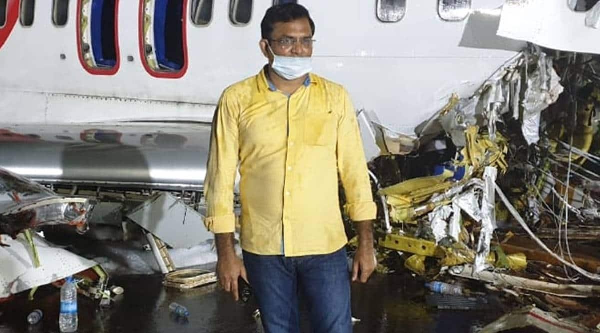 kerala plane crash, kozhikode crash, malappuram SP covid positive, kerala plane crash covid19, kerala news, kerala coronavirus news, indian express