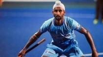 Mandeep Singh sixth hockey player to test positive; camp on track