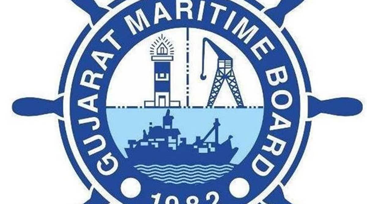 Gujarat Maritime Board, Gujarat Maritime Board ship breaking yard, gujarat maritime board ship breaking yard restart, gujarat news, indian express news