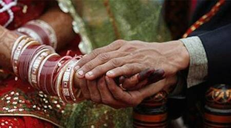 interfaith marriage, allahabad hc on interfaith marriages, special marriage act, love jihad law up, love jihad law, bjp, indian express news