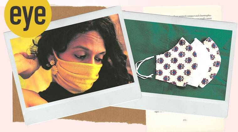 face masks, traditional face masks, handcrafted face masks, face masks india traditional art, sunday eye, indian express