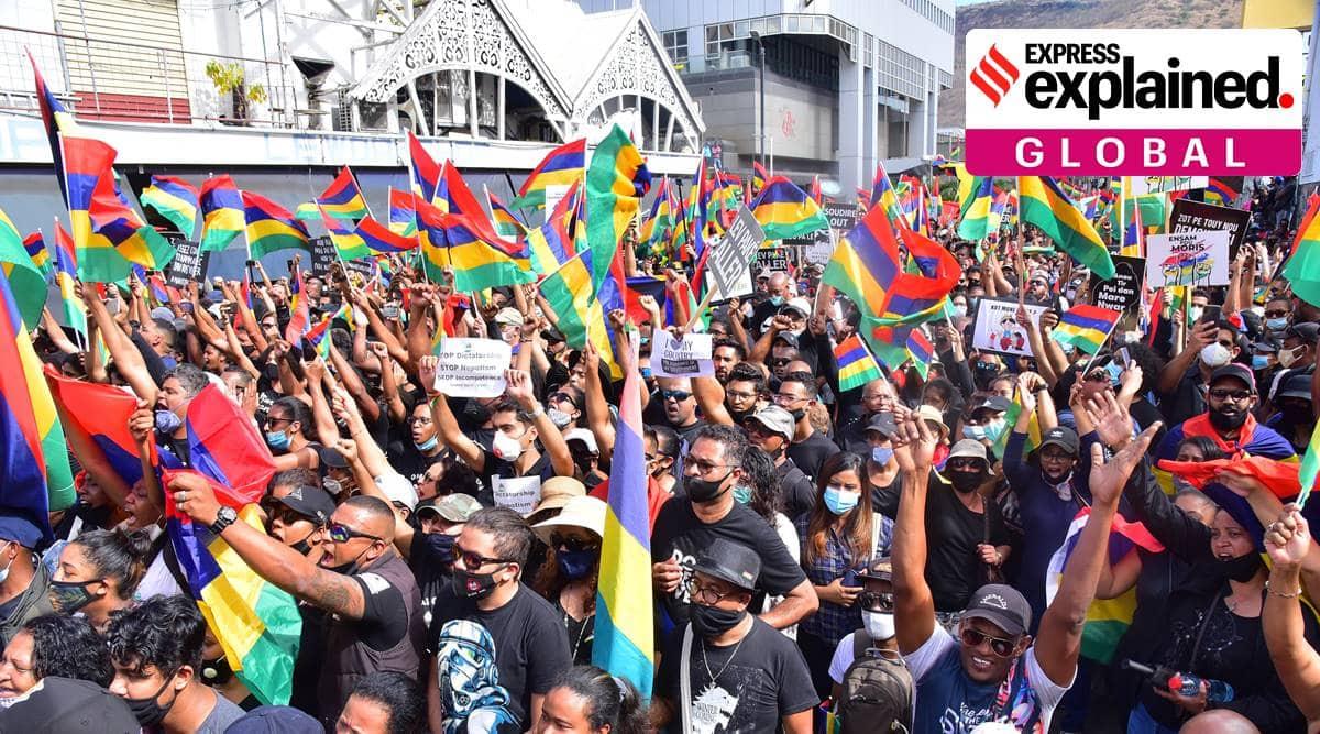 Mauritius people of Mauritius