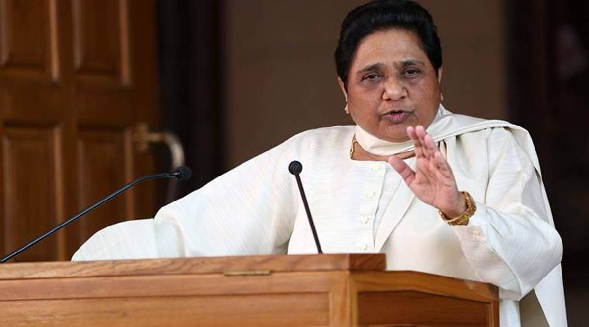 BSP chief Mayawati, Muslims targeted, Lucknow news, UP news, Indian express news
