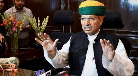 Minister Arjun Ram Meghwal tests positive for coronavirus