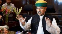 Arjun Ram Meghwal, who endorsed papad brand in Covid fight, tests positive