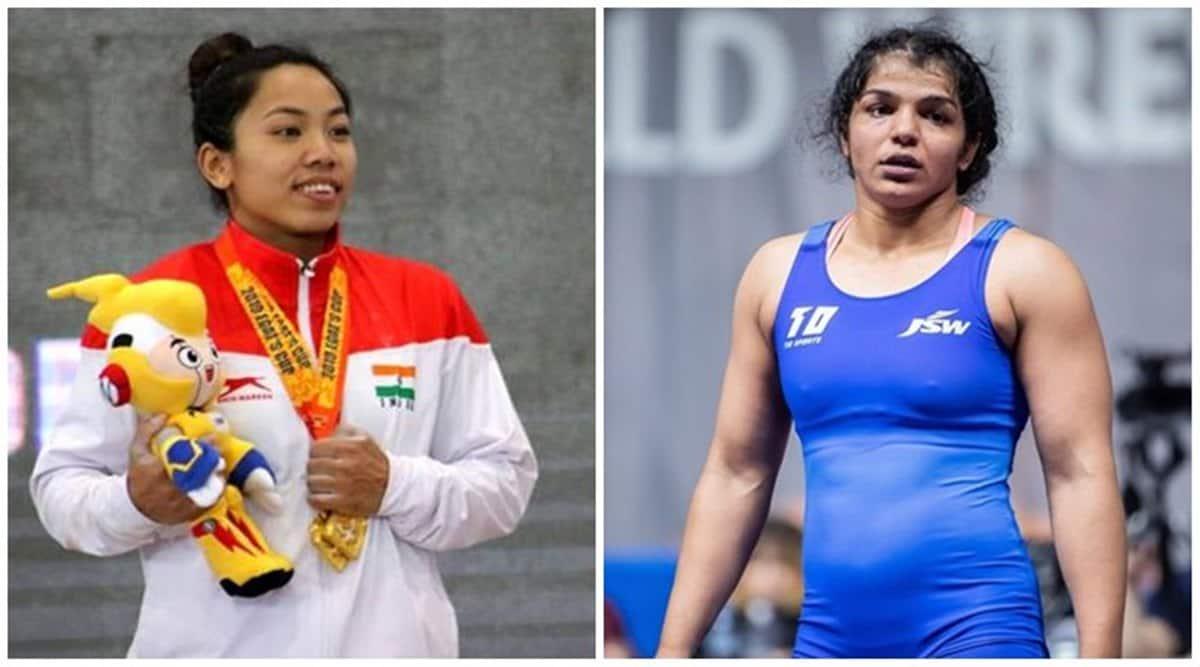 Sakshi Malik, Mirabai Chanu, Arjuna Award, Sakshi Malik Arjuna Award row, khel ratna award, india sports awards