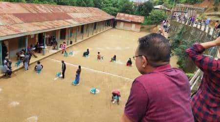 Mizoram civic body elections, Mizoram panchayat elections, Mizoram local council elections, Mizoram village council elections, MIzoram news, Indian Express