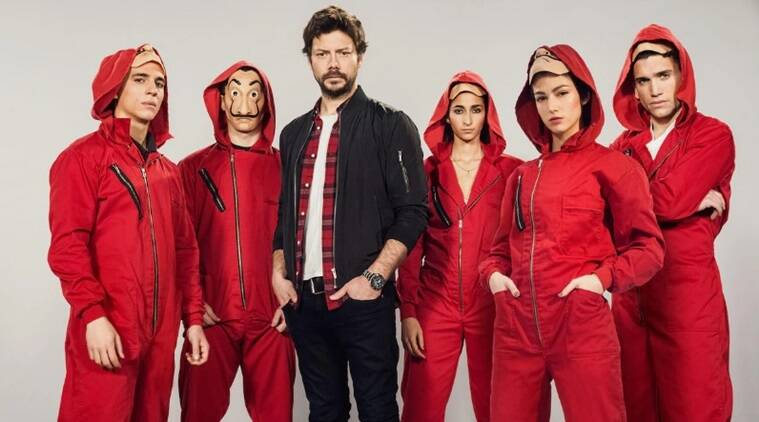 Money Heist: Things you should know about the Netflix series - The Indian Express