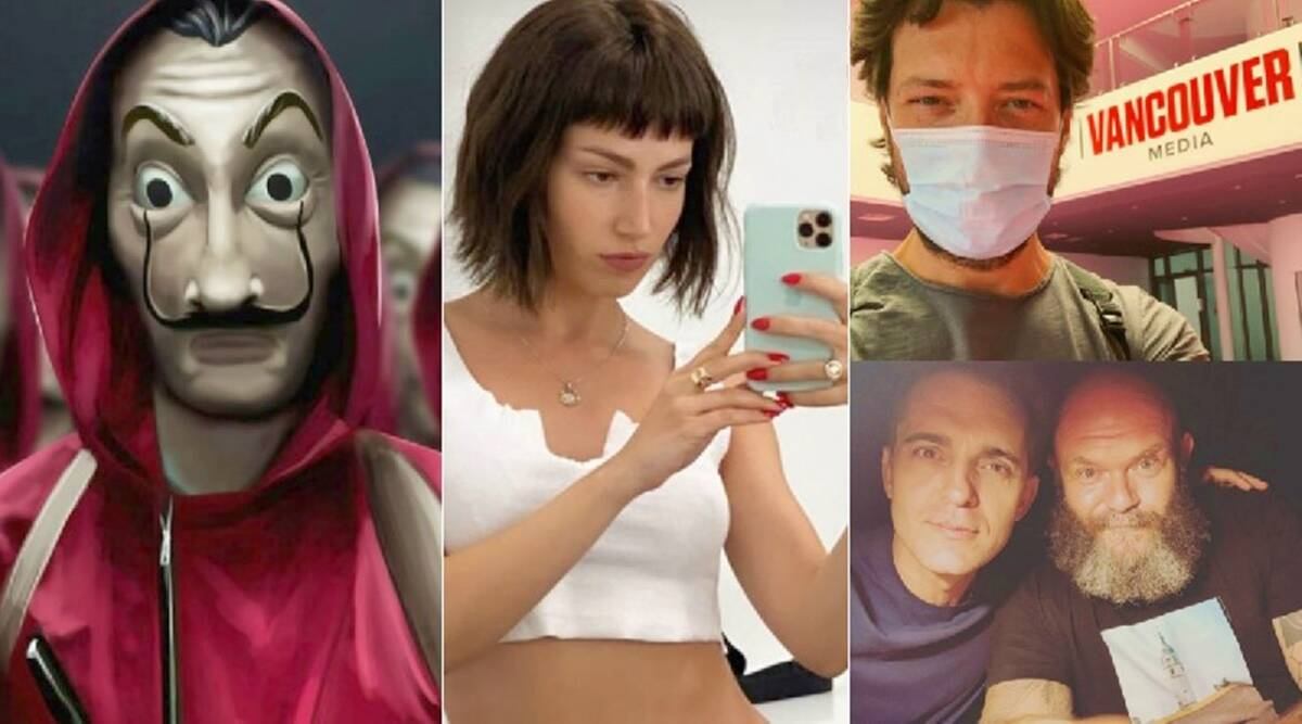 Money Heist 5: Professor, Berlin, Tokyo and others are back to shoot the final season