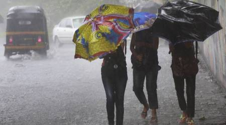 Monsson, Monsoon withdrawal, IMD, IMD on Monsoon, Rainfall, India weather news, Indian express