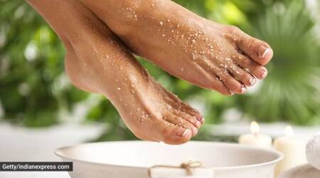 monsoon health care, monsoon feet care, monsoon pedicure, foot care during monsoon, indianexpress.com, indianexpress,