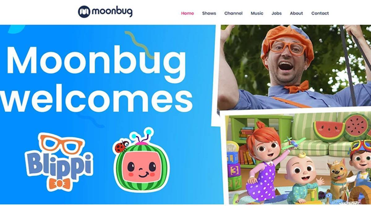 The New King Of Kids Tv Gets 7 Billion Views A Month On Youtube Business News The Indian Express