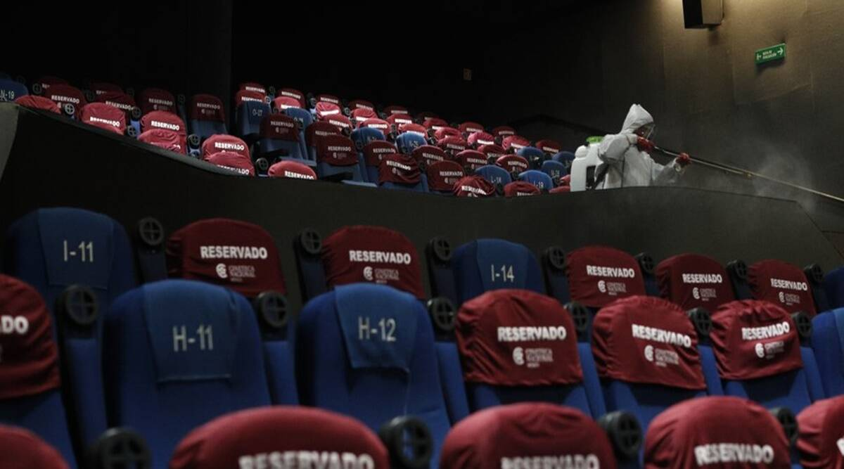 movie theaters reopen