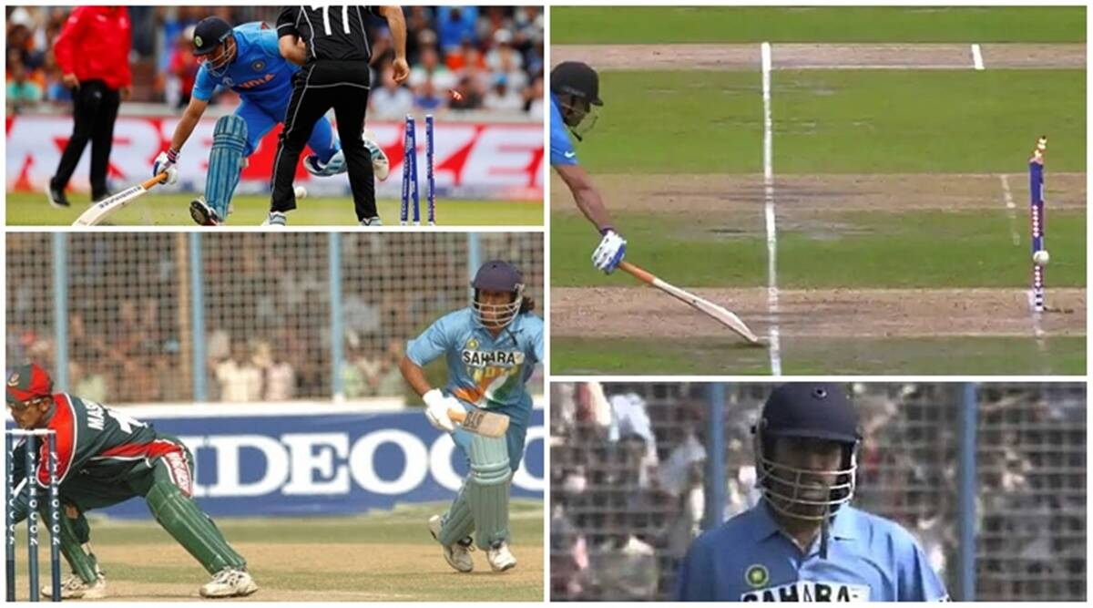 ms dhoni, dhoni retires, dhoni career, dhoni run out, dhoni last match run out, ms dhoni last odi, ms dhoni debut run out