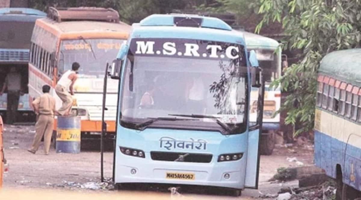 MSRTC, MSRTC buses, CNG, MSRTC CNG buses, diesel, diesel price Maharashtra, Mumbai, Mumbai news, Indian express, Indian express news, Mumbai latest news