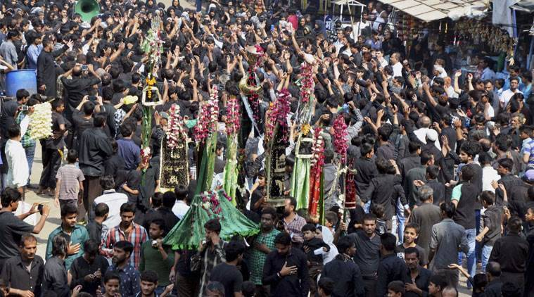 Muharram, why is Muharram observed, what happened during the battle of Karbala, significance of Muharram, when is Muharram, indian express news