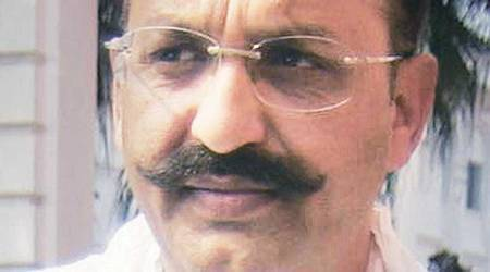 Mukhtar Ansari, Mukhtar Ansari aide killed in encounter, Mukhtar Ansari aide lucknow encounter, UP police, lucknow news